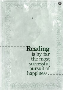 reading is by far..