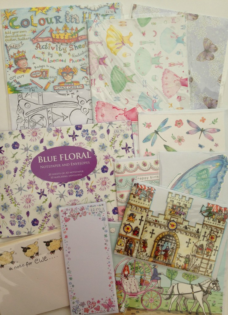 Jocelyn's Cards prize bundle