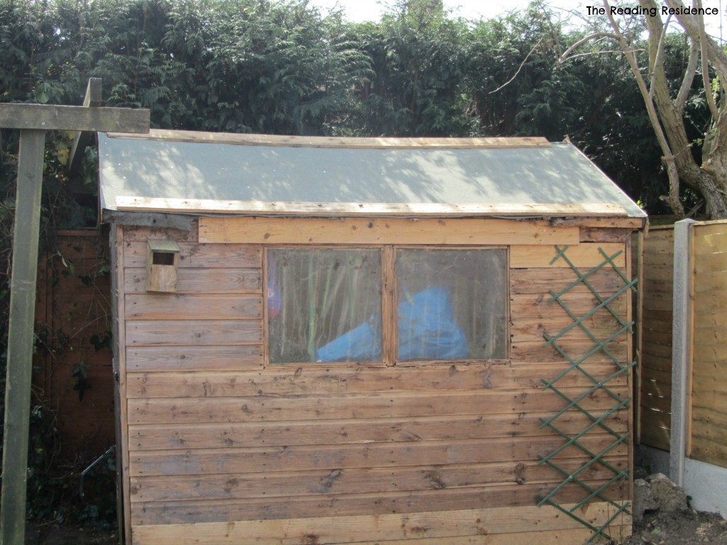 shed roofed