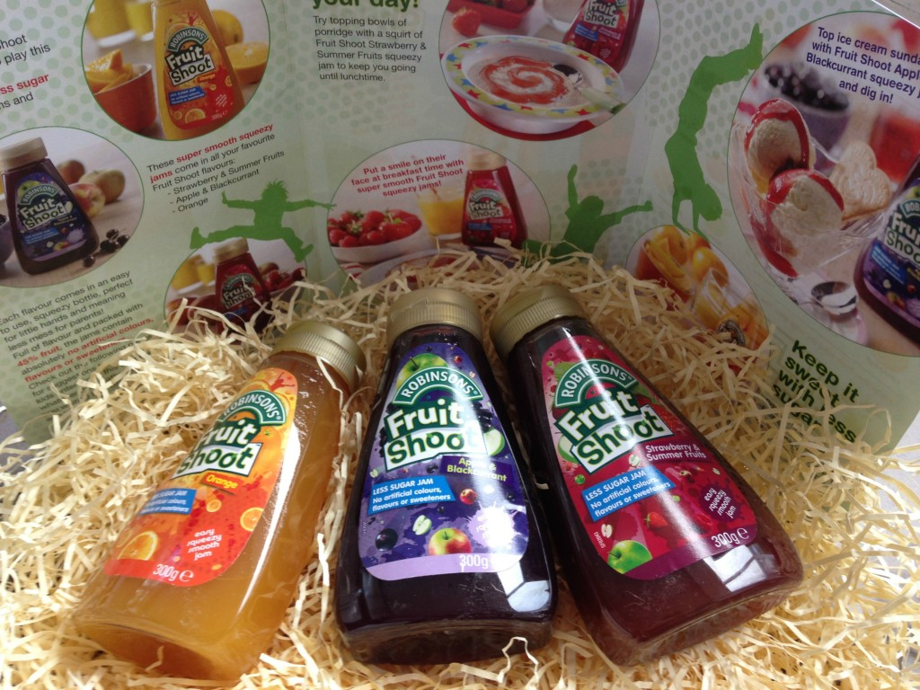 Fruit Shoot jam