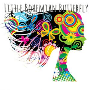 little bohemian butterfly