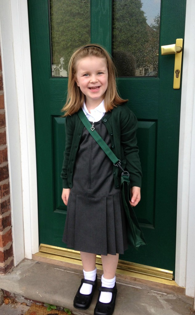 boo starting school