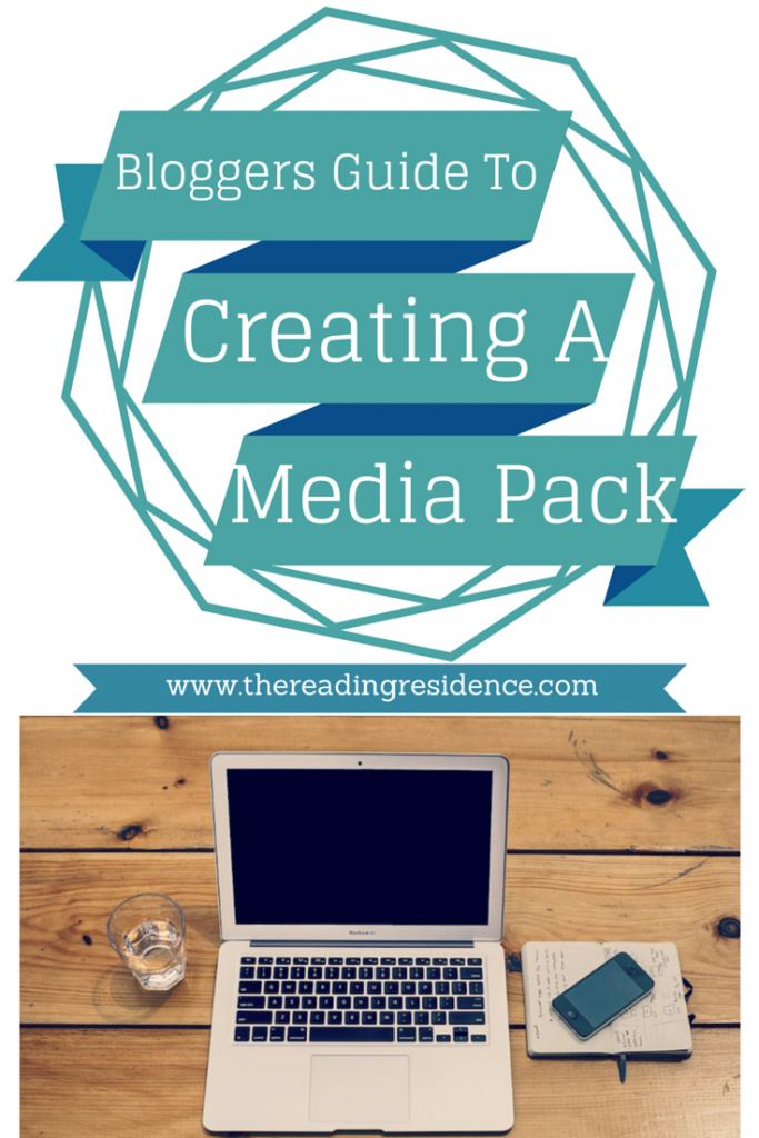 Bloggers Guide to Creating a Media Pack