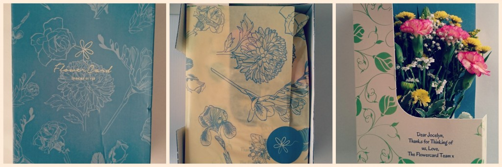 flowercard packaging