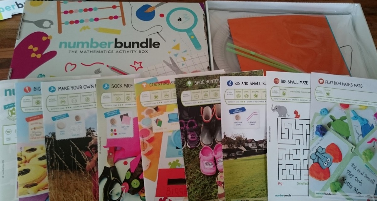 Numberbundle Preschool