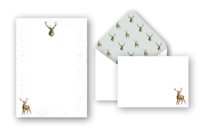 Wild at Heart Letter Writing Set