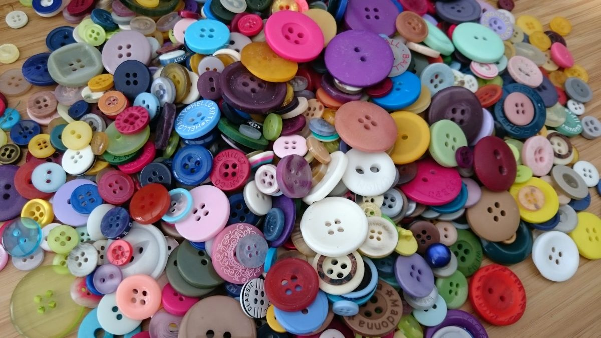Pile of Buttons