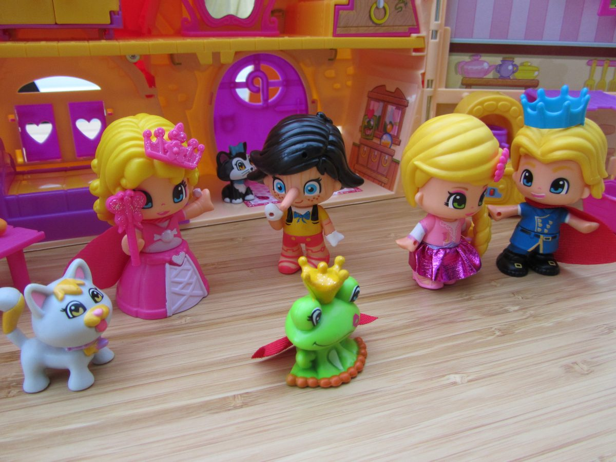 Pinypon Fairy Tales Toys