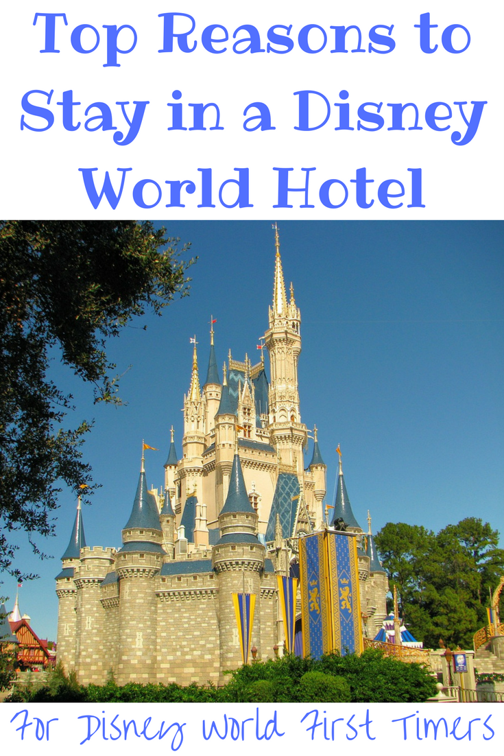 Top Reasons to Stay in a Disney World Hotel