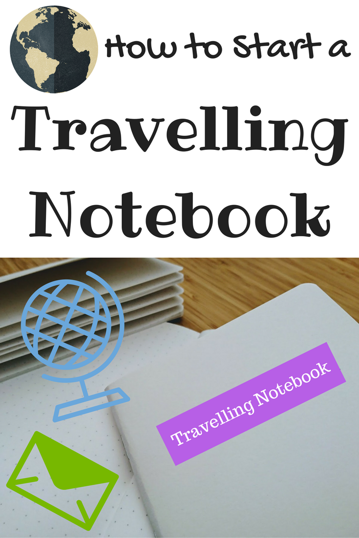 How to Start a Travelling Notebook
