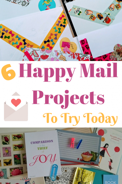 6 Happy Mail Projects to Try Today