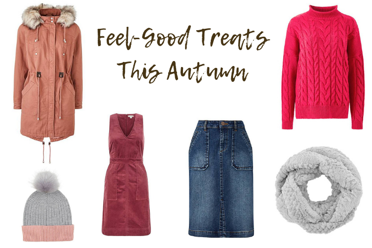 Feel-Good Treats This Autumn