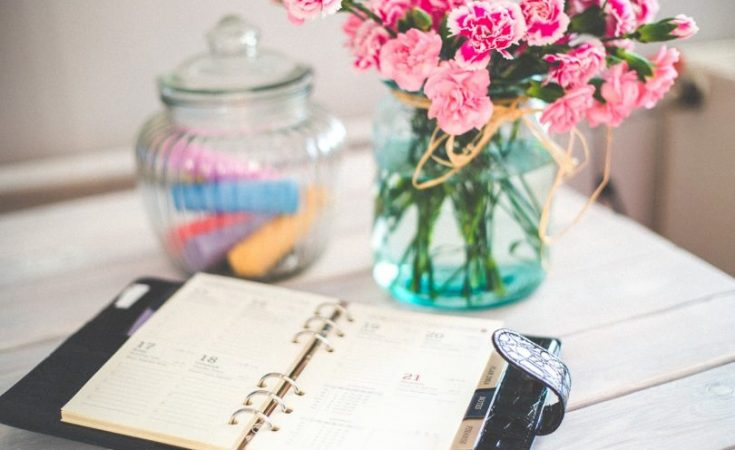 6 Ridiculously Easy Ways to Get Organised Today
